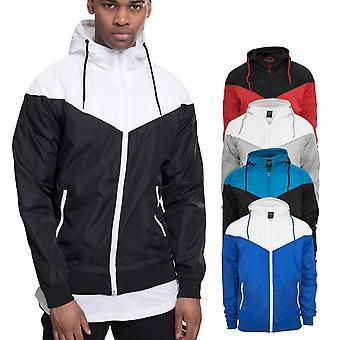 Urban classics - ARROW WINDRUNNER windbreaker jacket