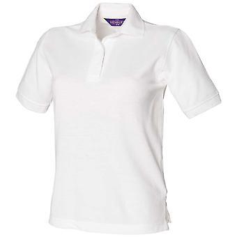 Henbury Womens 65/35 Polo Shirts