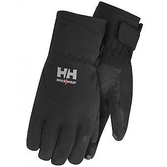 Helly Hansen werkkleding Mens Albertville Softshell opgevuld grip handschoenen