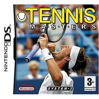Tennis Masters (Nintendo DS) - Fabrik versiegelt