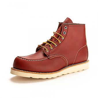 Red Wing Red Wing 6 Inch Moc Toe Mens Boot
