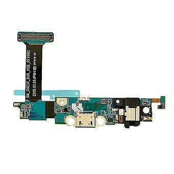 עבור Samsung Galaxy S6 Edge - SM-G925F - כבל Flex יציאת טעינה - GH96-08226A