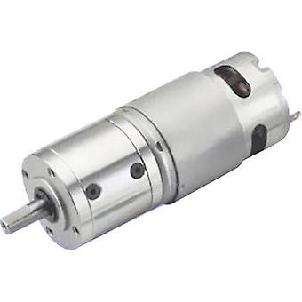 Drive-System Europe DC gearmotor DSMP420-12-0504-BF 12423 12 V DC 5.5 A 3.0 Nm 13.5 rpm Shaft diâmetro: 8 mm 1 pc (s)
