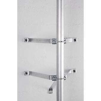 A.S. SAT 29031 SAT wall mount Projection distance: 26 cm Silver