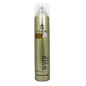 KeraCare Oil Sheen Spray with Humidity Block 284g