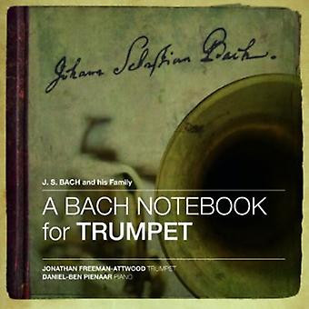 Bach, J.S./Bach, J.H/Bach, J.M./Bach, J.C./Bach, J.L./B - A Bach Notebook for Trumpet [SACD] USA import