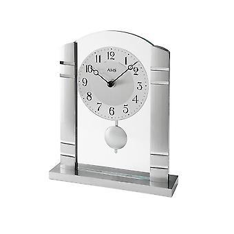 שעון מטוטלת לשולחן AMS-1118