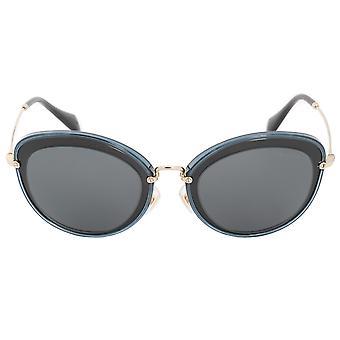 Miu Miu Round Sunglasses SMU50RS 1AB9K1 54