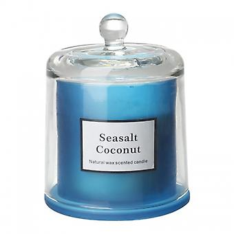 Heaven Sends Seasalt and Coconut Luxury Candle