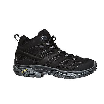 Merrell Moab 2 Smooth Mid WP J42503 trekking all year men shoes