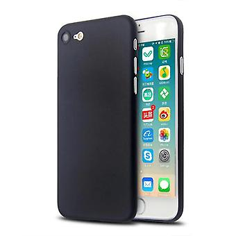 Thin Black phone case for iPhone 7 - TWO CASES!