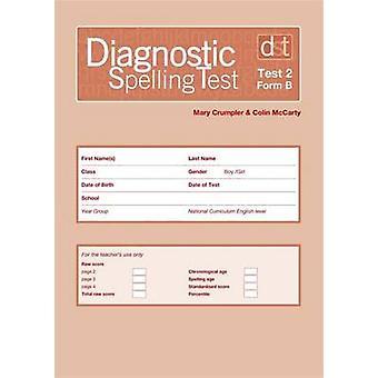 Diagnostische spelling tests test 2 formulier B Pk10