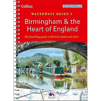 Birmingham & the Heart of England - No. 3 (Collins Nicholson Waterway