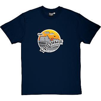 T-shirt Grozny Navy Blue Men-apos;s