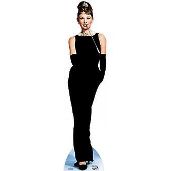 Audrey Hepburn Lifesize Karton Ausschnitt / f