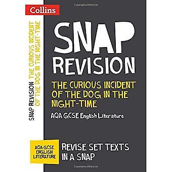 El curioso incidente del perro a medianoche: AQA GCSE literatura inglesa 9-1 texto guía (Collins GCSE 9-1 Snap revisión) (Collins GCSE 9-1 Snap revisión)