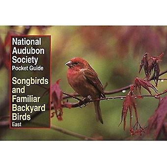 NAS de poche Guide des oiseaux chanteurs et oiseaux de basse-cour familier: région de l'est: East: 2 (National Audubon Society Guides de poche)