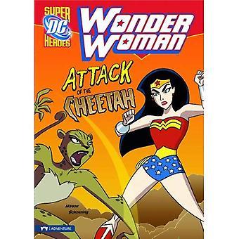 Wonder Woman: Attack av Cheetah