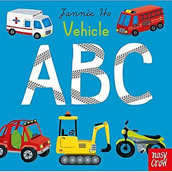 Vehicles ABC (Jannie Ho's ABC) [Board book]