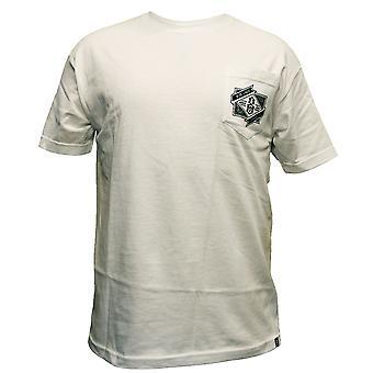 Rebel8 da marca White t-shirt de bolso