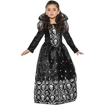 Dark Princess Kostüm für Kinder