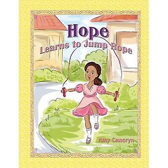 Hoop leert te springen van touw door Cancryn & Amy-Michelle