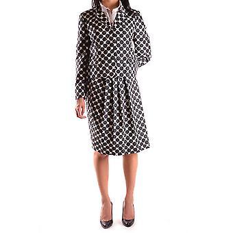 Dries Van Noten Ezbc007007 Women's Multicolor Polyester Dress