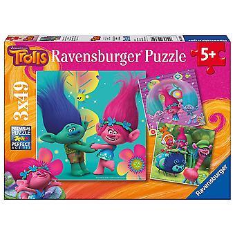 Les Trolls de Ravensburger Jigsaw Puzzles