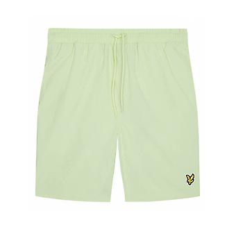 Shorts de bain vert Lyle et Scott Sea Foam