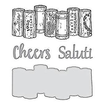 Spellbinders Wine Corks