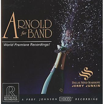 M. Arnold - Arnold for Band [CD] USA import