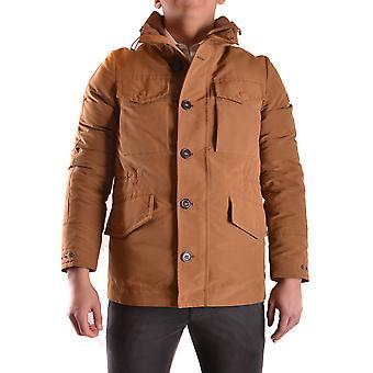 Geospirit Ezbc203028 Men's Brown Polyester Outerwear Jacket