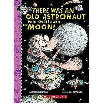 Er was een oude astronaut die de maan slikte!