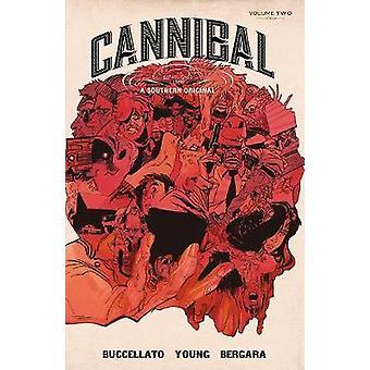 Cannibal Tp Vol 02 (Mr) - 9781534303751 Book