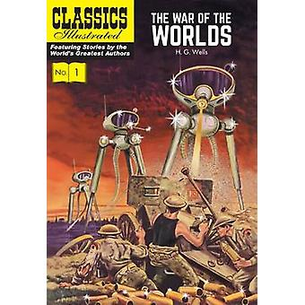 The War of the Worlds by H. G. Wells - Lou Cameron - 9781906814014 Bo