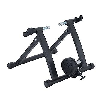 Homcom Magnetic resistance Folding Bicycle Trainer