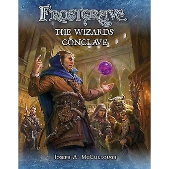 Frostgrave troldmænd Conclave bog