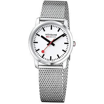 Mundane (A) 400.30351.16 SBM Simply Elegant Unisex Watch
