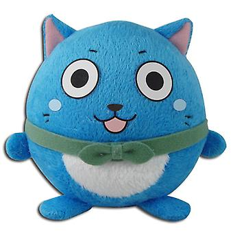 Plush - Fairy Tail - Happy 4'' Ball Soft Doll Licensed ge52318
