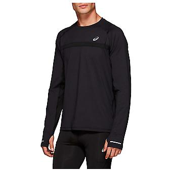 Asics Mens Thermo SN94 Long Sleeve Crew Neck Sports Top
