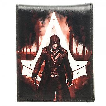 Wallet - Assassins Creed - Syndicate Character Print PU Bi-Fold mw3ei2asy