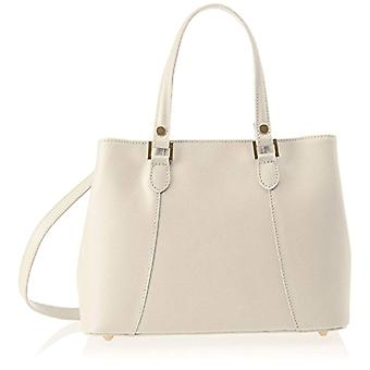 Chicca Bags 8656 Women's Beige shoulder bag 30x22x14 cm (W x H x L)