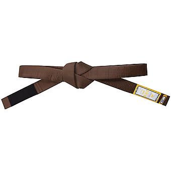 Scramble Tanren Brazilian Jiu-Jitsu Rank Belt - Brown