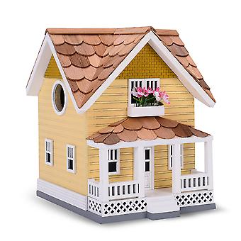 Casa moderna All'aperto Birdhouse, persico bird-friendly (artigiano d'oro)