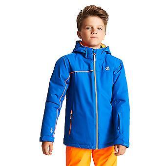 Dare 2b Boys Legit Wodoodporna kurtka narciarska z kapturem