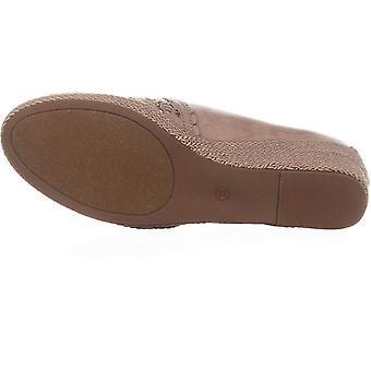 Karen Scott Womens Jazzy tecido Almond Toe