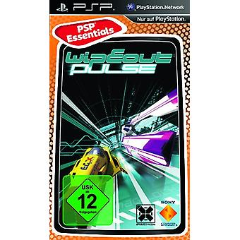 WipeOut Pulse Essentials-Sony PlayStation Portable-nytt