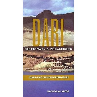 Dari-English / English-Dari Dictionary and Phrasebook (Hippocrene Dictionaries & Phrasebooks)