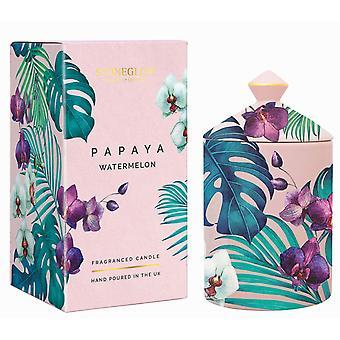 Stoneglow Urban Botanics luxo scented Candle Box Gift Set