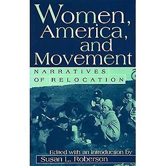 Donne, America e movimento: narrazioni di delocalizzazione